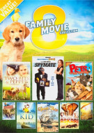 8 Movie Family Collection: Volume Six Movie
