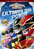 Power Rangers Mega: Ultimate Team Power (DVD + UltraViolet) Movie