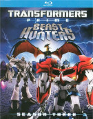 Transformers Prime: Complete Season Three Blu-ray