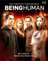 Being Human: The Complete Third Season Blu-ray