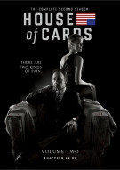 House Of Cards: The Complete Second Season  Movie