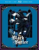 Black Butler: Complete Second Season (Blu-ray + DVD Combo) Blu-ray