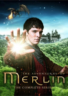 Merlin: The Complete Series Movie
