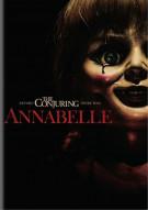 Annabelle (DVD + UltraViolet) Movie