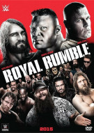 WWE: Royal Rumble 2015 Movie