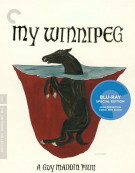 My Winnipeg: The Criterion Collection Blu-ray