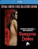 Vampyros Lesbos (Blu-ray + DVD Combo) Blu-ray