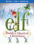 Elf: Buddys Musical Christmas (Blu-ray + DVD + UltraViolet) Blu-ray