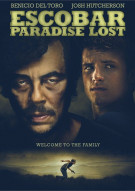 Escobar: Paradise Lost Movie