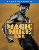 Magic Mike XXL (Blu-ray + DVD + UltraViolet) Blu-ray