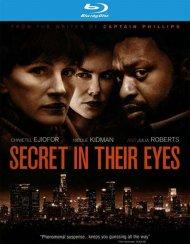 Secret In Their Eyes (Blu-ray + DVD + UltraViolet) Blu-ray