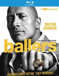 Ballers: The Complete First Season (Blu-ray + UltraViolet) Blu-ray