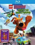 Lego Scooby: Haunted Hollywood (Blu-ray + Figurine) Blu-ray