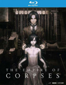 Project Itoh: Empire Of Corpses (Blu-ray + DVD + UltraViolet) Blu-ray