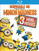 Despicable Me Presents: Minion Madness (Blu-ray + UltraViolet) Blu-ray