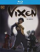 Vixen: The Movie Blu-ray