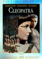 Cleopatra (THX - Five Star Collection) Movie