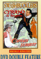 Swashbucklers Double Feature: Cyrano de Bergerac/ Captain Scarlett Movie