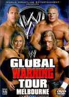 WWE: Global Warning Tour - Melbourne Movie