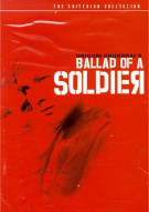 Ballad Of A Soldier: The Criterion Collection Movie