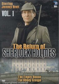 Return Of Sherlock Holmes, The: Volume 1 Movie