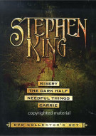 Stephen King 4-Pack (MGM) Movie