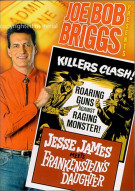 Joe Bob Briggs Presents: Jesse James Meets Frankensteins Daughter Movie