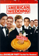 American Wedding: Unrated Extended Party Edition (Widescreen) Movie