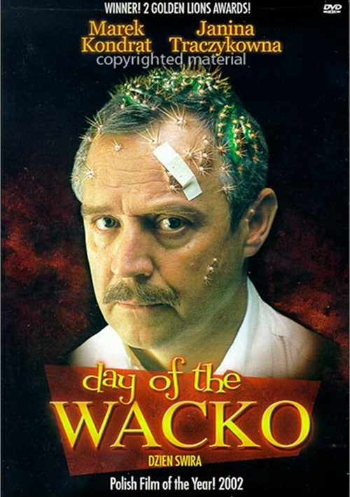 Day Of The Wacko Movie
