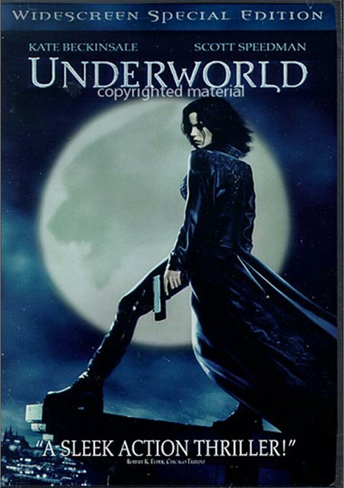 Underworld (Widescreen) Movie