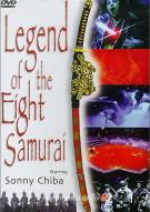 Legend Of The Eight Samurai **Duplicate Do Not Use** Movie