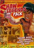 Shaw Legends 4 Pack Movie