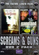 Screams & Guns (2 Pack) Movie