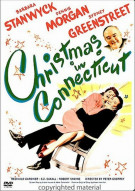 Christmas In Connecticut (1945) Movie