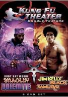 Kung Fu Theater Double Feature: Shaolin Dolemite & Black Samurai Movie