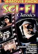 Sci-Fi Classics: 4 Movie Pack - Volume 2 Movie