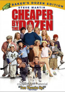 Cheaper By The Dozen: Bakers Dozen Edition (Fullscreen) Movie