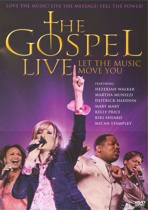 Gospel Live, The Movie