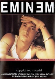 Eminem: Music Box Biographical Collection Movie