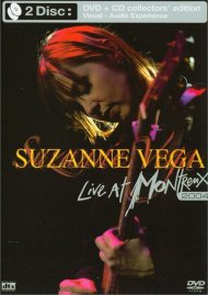 Suzanne Vega: Live At Montreux 2004 (With CD) Movie