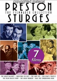Preston Sturges: The Filmmaker Collection Movie