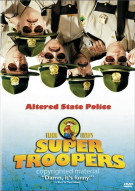 Super Troopers (With Borat Bonus Disc) Movie