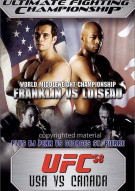 UFC 58: USA Vs. Canada Movie