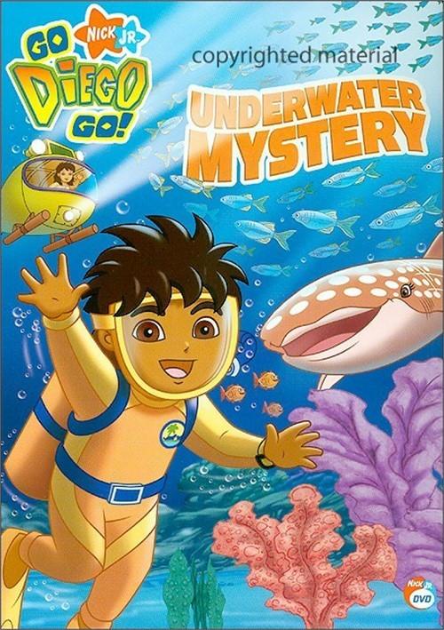 go diego go underwater mystery dvd 2007 dvd empire