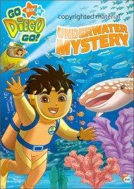 Go Diego Go!: Underwater Mystery Movie