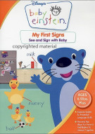 Baby Einstein: My First Signs Movie