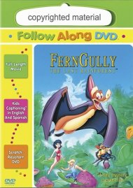 Ferngully: The Last Rainforest (Follow Along) Movie