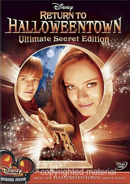 Return To Halloweentown: Ultimate Secret Edition Movie