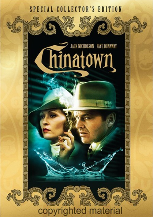 Chinatown: Special Collectors Edition Movie