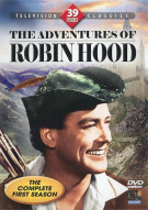 Adventures Of Robin Hood: The Complete First Season Movie